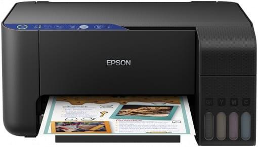 Сброс памперса Epson L3151