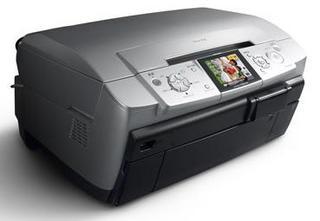 Сброс памперса Epson PM-A950