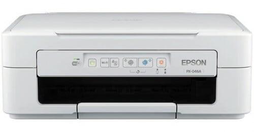 Сброс памперса Epson PX-046A