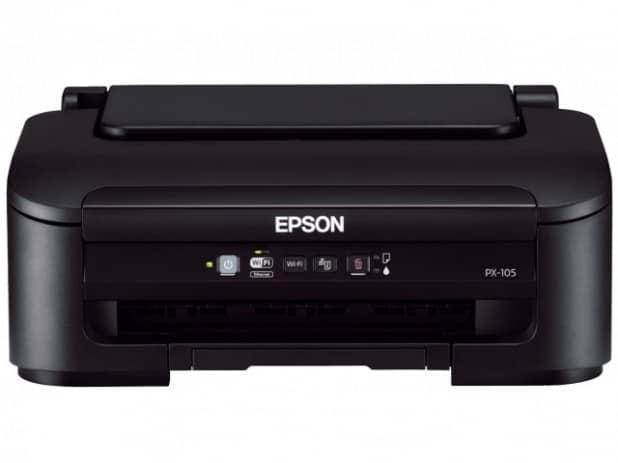Сброс памперса Epson PX-105