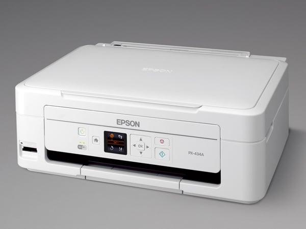 Сброс памперса Epson PX-434A
