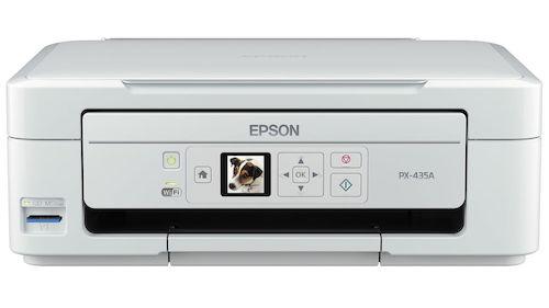 Сброс памперса Epson PX-435A и прошивка принтера
