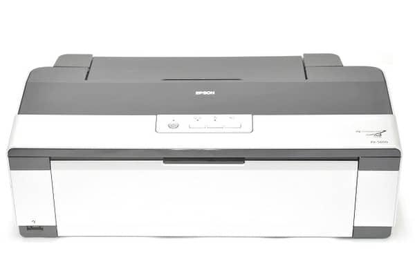 Сброс памперса Epson PX-5600