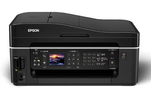 Сброс памперса Epson PX-602F