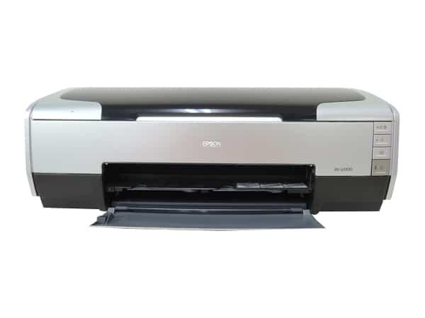 Сброс памперса Epson PX-G5000