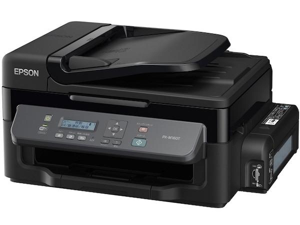 Сброс памперса Epson PX-M160T и прошивка принтера