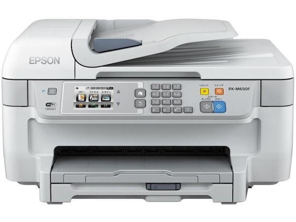 Сброс памперса Epson PX-M650F