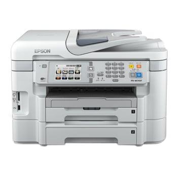 Сброс памперса Epson PX-M741F и прошивка принтера