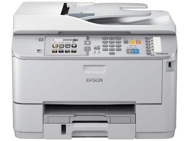 Сброс памперса Epson PX-M840F и прошивка принтера