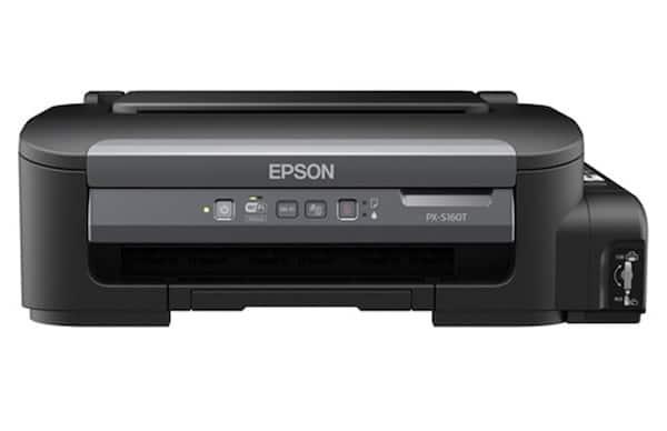 Сброс памперса Epson PX-S160T и прошивка принтера