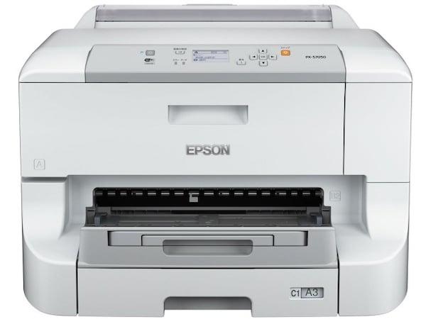 Сброс памперса Epson PX-S7050 и прошивка принтера