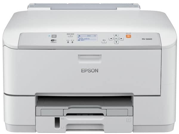 Сброс памперса Epson PX-S840