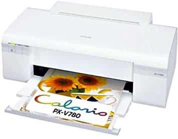 Сброс памперса Epson PX-V780