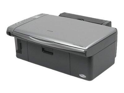 Сброс памперса Epson Stylus CX4800