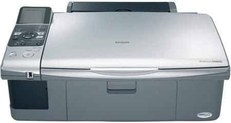 Сброс памперса Epson Stylus CX5900