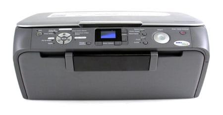 Сброс памперса Epson Stylus CX7800
