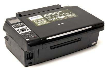 Сброс памперса Epson Stylus CX8300