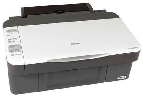 Сброс памперса Epson Stylus DX4050