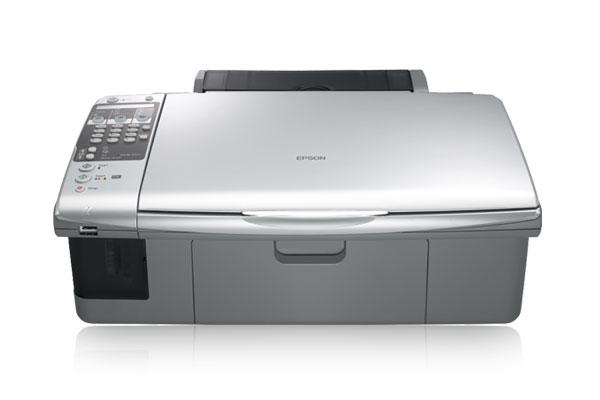 Сброс памперса Epson Stylus DX5000