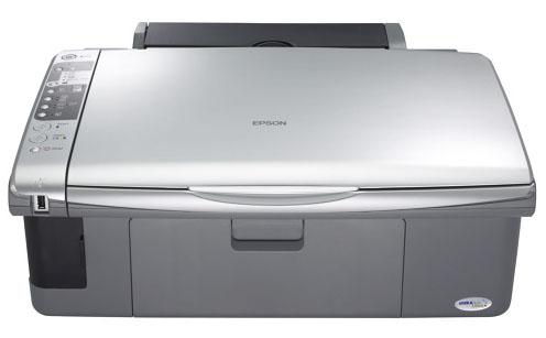 Сброс памперса Epson Stylus DX6050