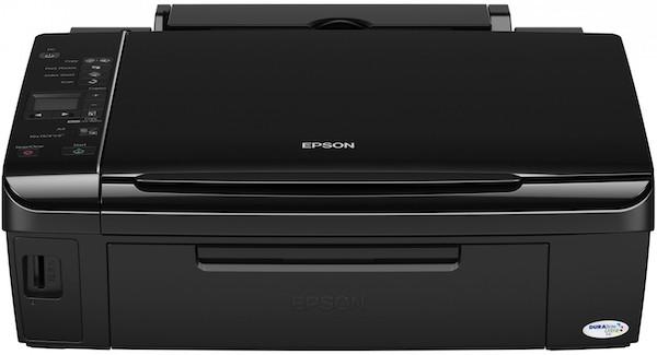 Сброс памперса Epson Stylus NX210