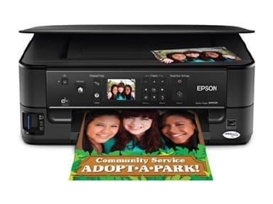 Сброс памперса Epson Stylus NX530 и прошивка принтера