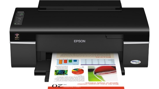 Сброс памперса Epson Stylus Office B30