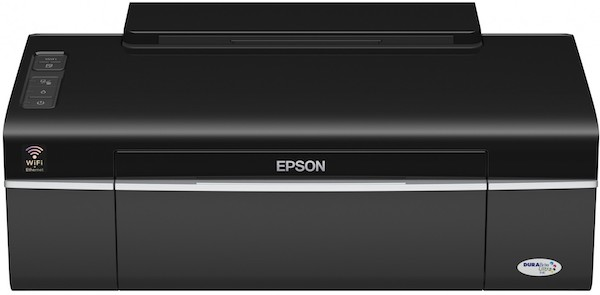 Сброс памперса Epson Stylus Office B40W