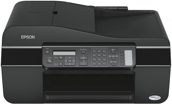 Сброс памперса Epson Stylus Office BX300F