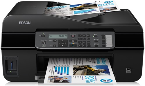 Сброс памперса Epson Stylus Office BX305FW