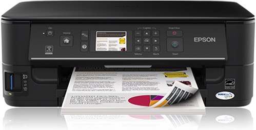 Сброс памперса Epson Stylus Office BX525WD