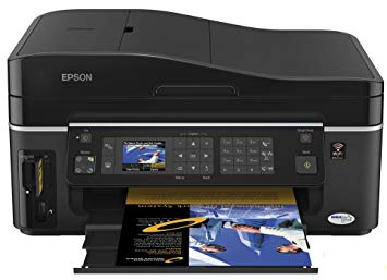 Сброс памперса Epson Stylus Office BX600FW