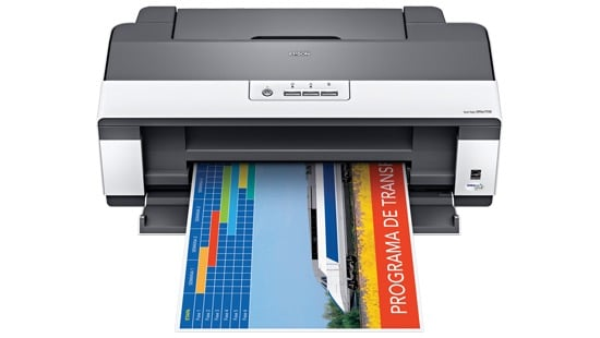 Сброс памперса Epson Stylus Office T1110