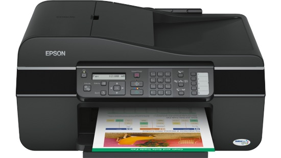 Сброс памперса Epson Stylus Office TX300F