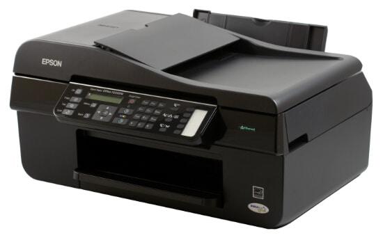 Сброс памперса Epson Stylus Office TX510FN
