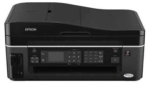 Сброс памперса Epson Stylus Office TX600FW и прошивка принтера