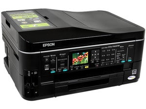 Сброс памперса Epson Stylus Office TX620FWD