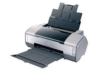 Сброс памперса Epson Stylus Photo 1390 и прошивка принтера