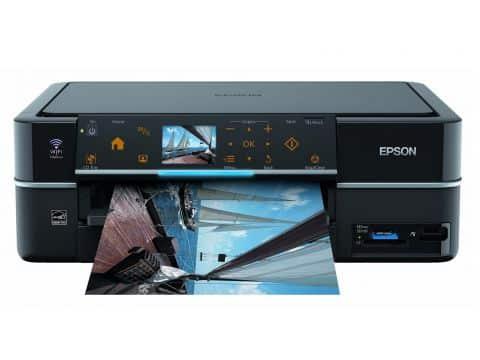 Сброс памперса Epson Stylus Photo PX720WD