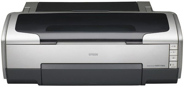 Сброс памперса Epson Stylus Photo R1800