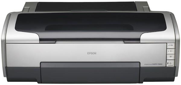 Сброс памперса Epson Stylus Photo R1800