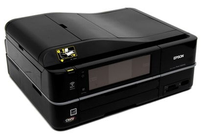 Сброс памперса Epson Stylus Photo TX810FW и прошивка принтера