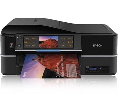 Сброс памперса Epson Stylus Photo TX820FWD