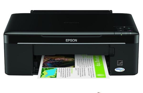 Сброс памперса Epson Stylus SX125