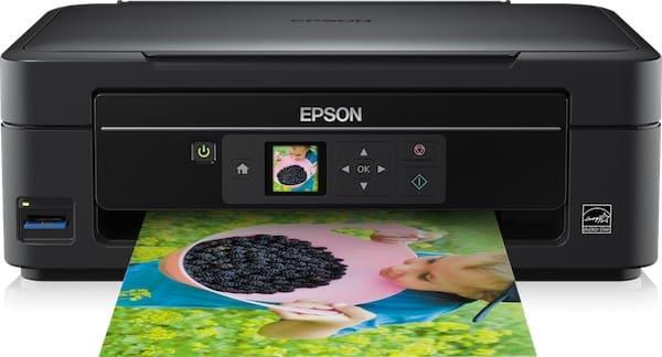 Сброс памперса Epson Stylus SX230 и прошивка принтера