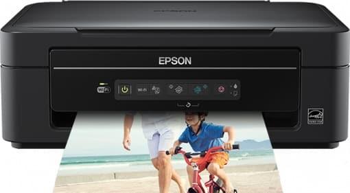 Сброс памперса Epson Stylus SX235W