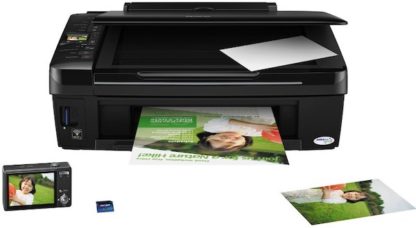 Сброс памперса Epson Stylus SX420W и прошивка принтера