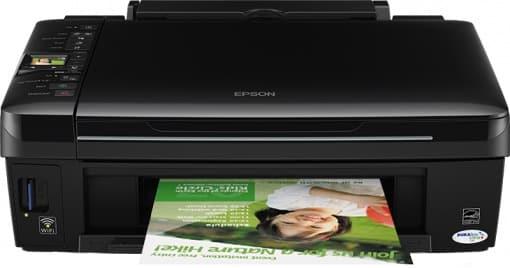Сброс пам и прошивка принтера