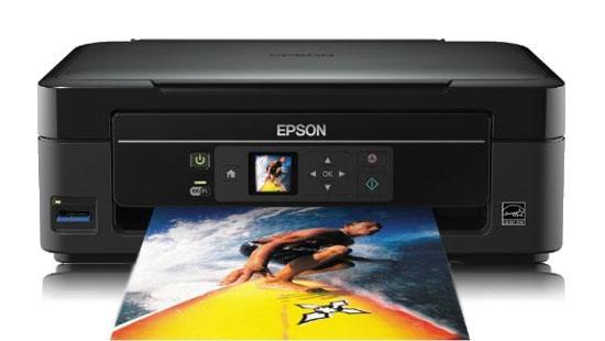 Сброс памперса Epson Stylus SX430W