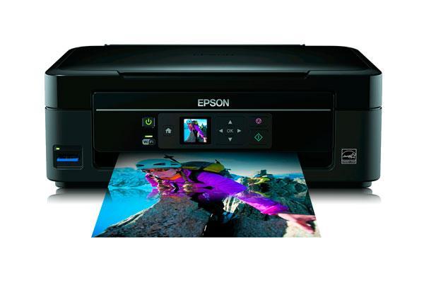 Сброс памперса Epson Stylus SX435W и прошивка принтера